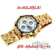 Electronic Led Elect. Digital Stainless Steel Band Wristwatch for Men | Watches for sale in Lagos State, Ikeja