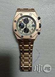 Audemars Piguet Rose Gold Men's Wristwatch | Watches for sale in Lagos State, Surulere