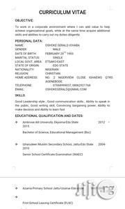 Administrative Officer | Clerical & Administrative CVs for sale in Edo State, Etsako West