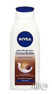 Nivea Cocoa Butter Body Lotion For Dry Skin 400ml | Bath & Body for sale in Lagos State, Mushin