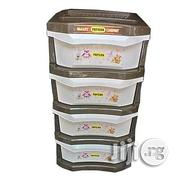 Papilion Kids Storage Wardrobe- 4 Layers... | Children's Furniture for sale in Rivers State, Port-Harcourt