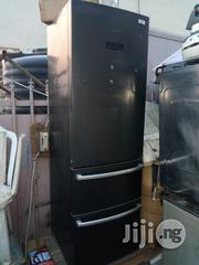 Clean HAIER THERMOCOOL Refrigerator With Double Drawer Freezer | Kitchen Appliances for sale in Abuja (FCT) State, Utako