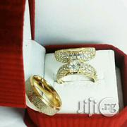 Cuttedt Gold Wedding Ring   Wedding Wear for sale in Lagos State, Surulere
