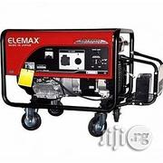 ELEMAX 6.5kva With Key Starter Generator-Sh7600 | Electrical Equipments for sale in Lagos State, Ikorodu