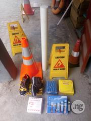 Safety Boot & Ppt Teflon & Shoe Cover & Nurse Cap.   Safety Equipment for sale in Lagos State, Ilupeju