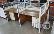 Quality Office 4 Seater Workstation Table | Furniture for sale in Lagos State, Ikeja