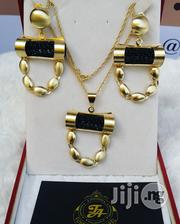 Gold Plated Earring and Pendants Chain | Jewelry for sale in Lagos State, Ajah