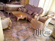 7 Seater Of Gold Chair | Furniture for sale in Lagos State, Ojo