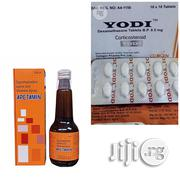 Yodi Pill And Apetamin Syrub | Vitamins & Supplements for sale in Lagos State, Lekki Phase 1