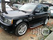 Range Rover Sport 2010 Black | Cars for sale in Rivers State, Port-Harcourt