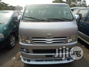 Toyota HiAce 2008 Silver | Buses & Microbuses for sale in Lagos State