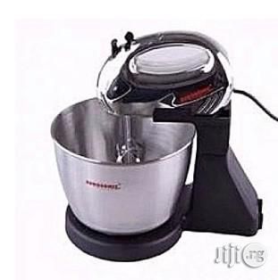 Archive: Eurosonic Hand Mixer With Bowl - (Es-205s)