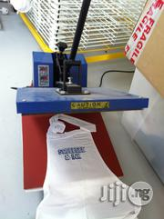 38*38cm High Pressure T-shirt Heat Transfer Machine | Printing Equipment for sale in Delta State, Uvwie