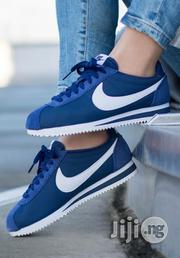 Classic Cortez Nylon Trainers Red Blue White Sneakers | Shoes for sale in Lagos State, Lagos Island
