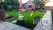 Synthetic Turf Install On The Front Of A House: We Sell, Hire, Install | Landscaping & Gardening Services for sale in Lagos State, Ikeja