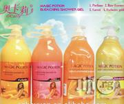 Magic Portion Bleaching Shower Gel | Bath & Body for sale in Lagos State, Amuwo-Odofin