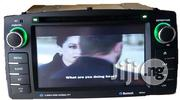 Toyota Corolla Car DVD Player For With Reverse Camera | Vehicle Parts & Accessories for sale in Lagos State, Ojo
