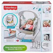 Fisher-price Deluxe Take Along Swing & Seat | Children's Gear & Safety for sale in Abuja (FCT) State, Central Business District