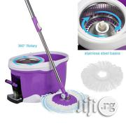 Pregnant Woman Friendly Magic Spin Mop With Foot Pedal | Home Accessories for sale in Lagos State, Lagos Island