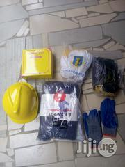 Coverall & Helmet & Coated Gloves & Nurse Cap. | Safety Equipment for sale in Lagos State, Maryland