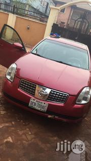 Nissan Maxima 2007 SE Red | Cars for sale in Edo State, Egor