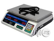 Electronic Digital Price Computing Scale- Black Face   Store Equipment for sale in Abuja (FCT) State, Jabi