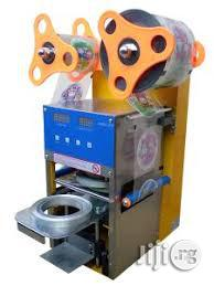 Commercial Semi-automatic Cup Sealing Machine Sealer