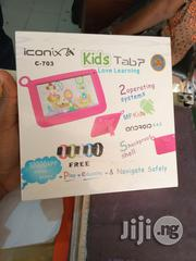 Iconix Kids Tablet 7 Pink 8 Gb | Toys for sale in Lagos State, Ikeja
