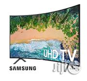 """Samsung Latest 2018 Model 65"""" Curved 4K UHD Smart TV With HDR10+ 65NU7300 