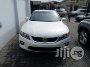 Honda Accord 2013 White | Cars for sale in Lagos State, Surulere