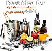 Bar Set 17-pieces Jumbo Bartender Kit - Premium Cocktail Set Mixology | Kitchen & Dining for sale in Lagos State, Ikeja