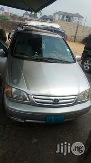 Clean Toyota Sienna 2001 Silver For Sale | Cars for sale in Rivers State, Obio-Akpor