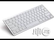 Mini Wireless Bluetooth Optical Mouse and Slim Keyboard | Computer Accessories  for sale in Lagos State, Ikeja