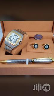 Cartier Watch, Cufflinks, Gel Pen, | Stationery for sale in Lagos State, Surulere