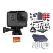 Go Pro Hero6 Black Transform You Adventures Into | Photo & Video Cameras for sale in Lagos State, Ikeja