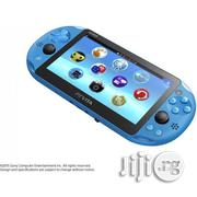 Sony Psvita Aqua Blue Wi-fi Slim Model PCH 2006 | Video Game Consoles for sale in Lagos State, Ikeja