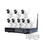 Wireless NVR CCTV Camera Kit 8-channel | Security & Surveillance for sale in Lagos State, Ikeja