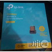 Tp-link 150mbps Mini USB Wifi Wireless Adapter Network LAN Card | Networking Products for sale in Lagos State, Ikeja