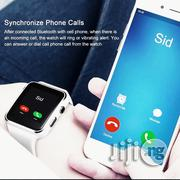 Smartwatch X6 (Curved Screen)-sim And SD Card, Bluetooth Camera | Smart Watches & Trackers for sale in Lagos State, Lagos Island