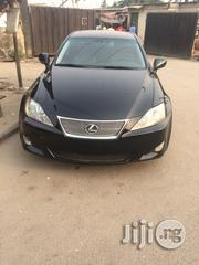 Lexus IS 250 2008 Black | Cars for sale in Lagos State, Surulere