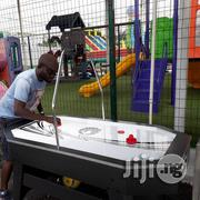 Air Hockey Table With Light | Books & Games for sale in Lagos State, Surulere