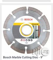 """Bosch Marble Cutting Disc 9""""   Other Repair & Constraction Items for sale in Lagos State, Alimosho"""