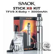 Smok X8 Rechargeable Electronic Cigarettes With E Liquid | Tabacco Accessories for sale in Delta State, Aniocha South