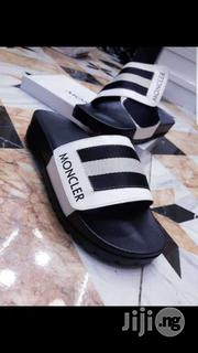 Moncler Slides | Shoes for sale in Lagos State, Lagos Island
