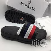 Moncler Palm Slippers | Shoes for sale in Lagos State, Ojo