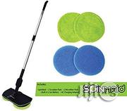 Cordless Electric Spin Mop,Rechargeable Powered Floor Cleaner Scrubber | Home Accessories for sale in Lagos State, Surulere