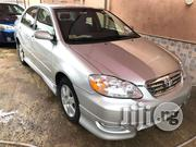 Tokunbo Toyota Corolla 2007 Silver For Sale | Cars for sale in Lagos State, Ikeja