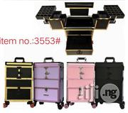 Makeup Trolley Box [Wholesale] | Tools & Accessories for sale in Lagos State, Amuwo-Odofin
