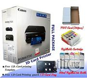 Canon Canon IP7240 Plastic ID Card Low Cost Printer - Full Package | Printers & Scanners for sale in Lagos State, Ikeja