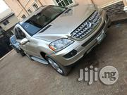 Mercedes-Benz M Class 2007 Gold | Cars for sale in Edo State, Oredo